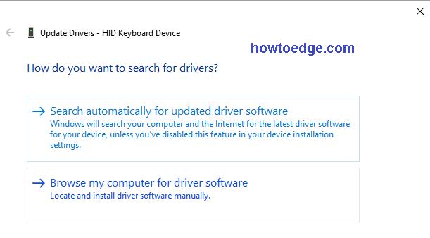 driver detected controller error