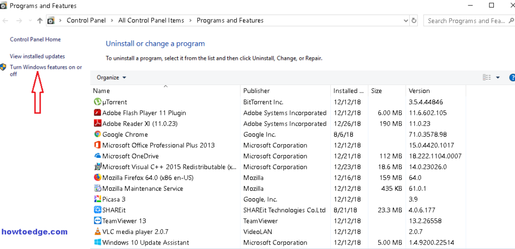 How to fix Sandbox Issue in Windows 10 v19H1 build 18305