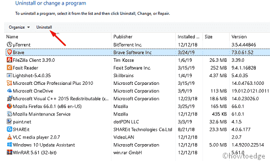 Windows Defender error code 0x800106ba