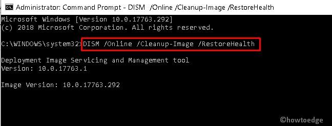 Update error code 0x80246008