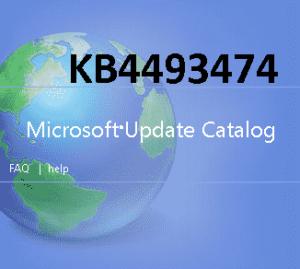 KB4493474