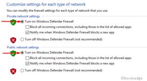 Windows Defender Error 0X8007139f