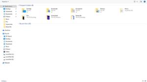 access Taskbar in Full Screen
