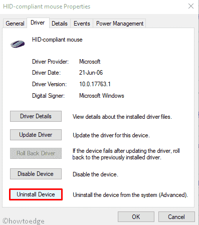 Fix: Mouse Randomly Disconnecting and Reconnecting on Windows 10