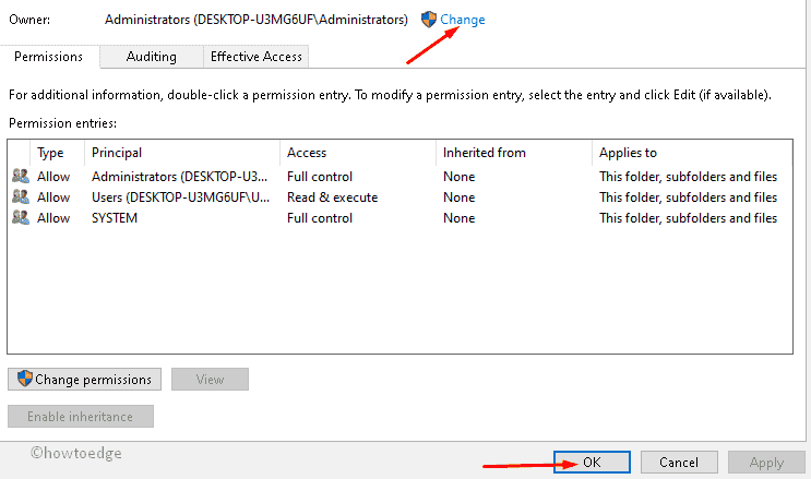 Windows.old folder can't be deleted