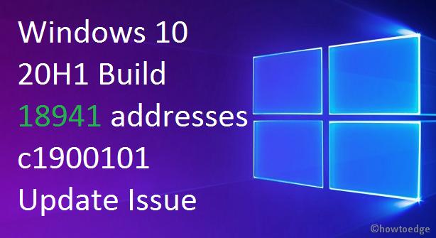 20H1 Build 18941