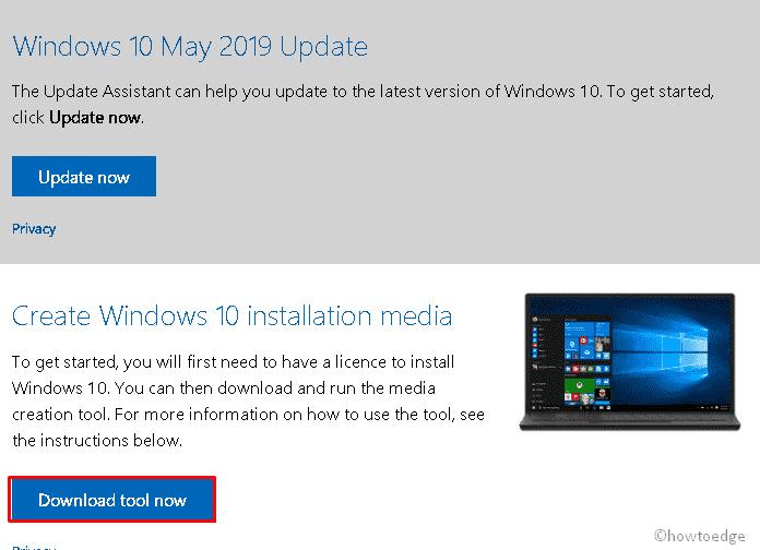 Try These Windows 10 Media Creation Tool Install Error {Mahindra Racing}