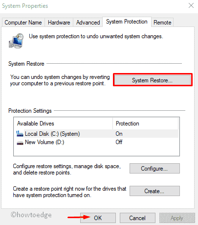 Error codes in Device Manager