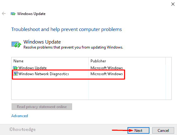 Reset Windows Update Components to fix update errors - Howtoedge