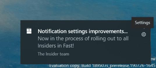 Windows 10 Build 18956