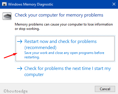 BSOD Error 0x0000000F in Windows 10