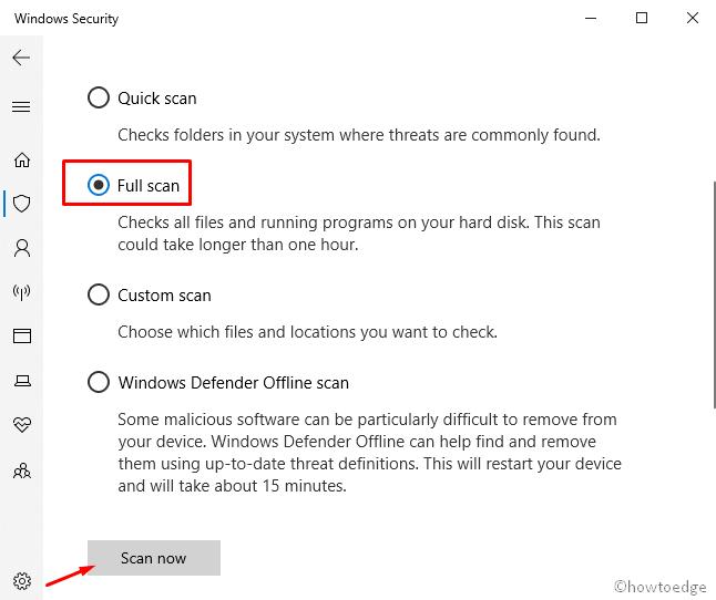 BSOD Error 0x00000149 in Windows 10