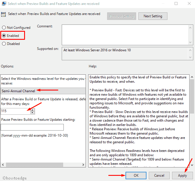 Windows 10 19H2 installation issue
