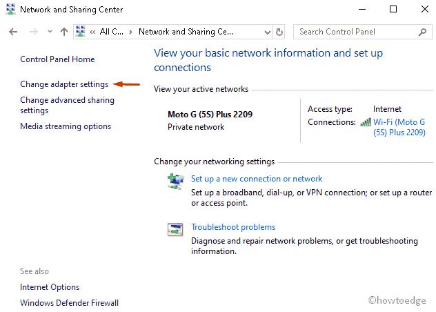 Use Remote Desktop