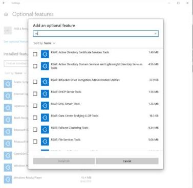 Windows 10 20H1 Bild 18980