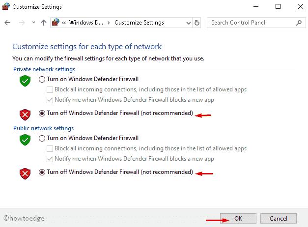 Windows Update error 0xc19001e1