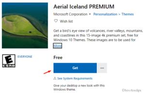 Aerial Iceland PREMIUM