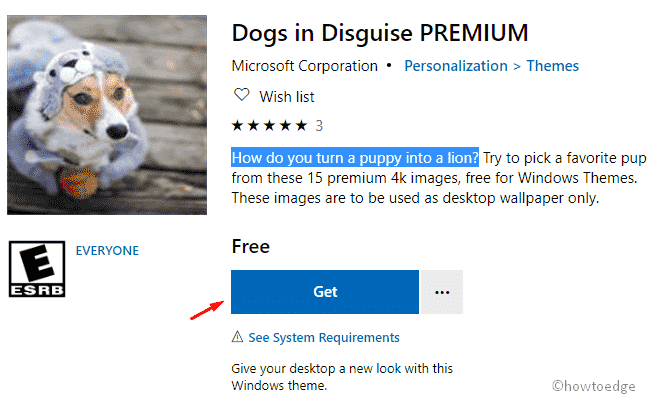 Dogs in disguise premium