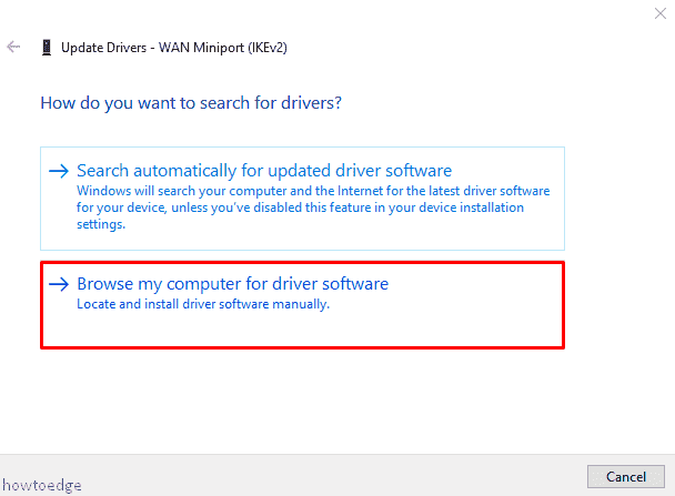 Wi-Fi issues on Windows 10 version 1909