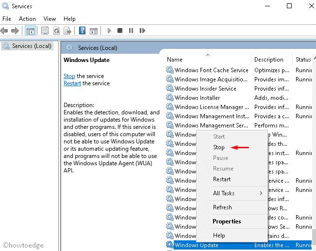 Update Error 0x8007023e