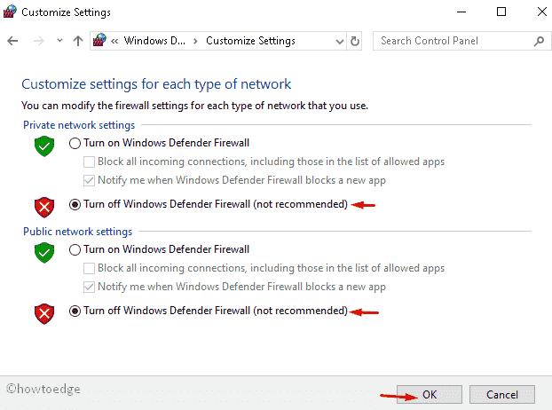 Update error 0x800f0922