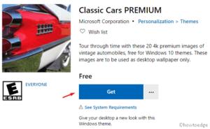 Classic Cars Premium