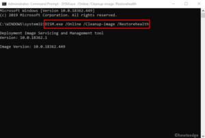 Update Error Code 0x8024a10a