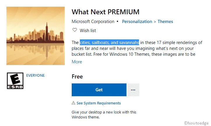 What Next PREMIUM