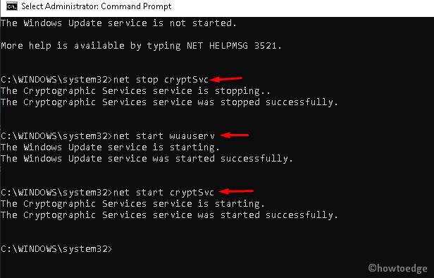 Error Code 0x800700d8