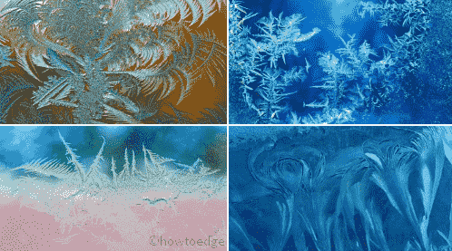 Ice Crystals PREMIUM Windows 10 Theme