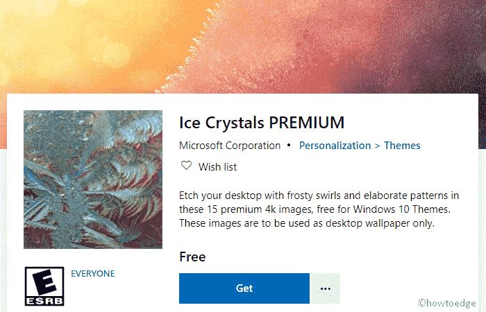 Get Microsoft Theme