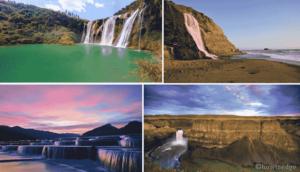 Stunning Waterfalls PREMIUM Windows 10 Theme