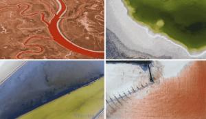 Aerial Saltflats PREMIUM Windows 10 Theme