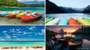 Colorful Boats PREMIUM Windows 10 Theme