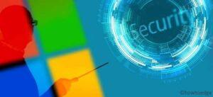 Change Windows Defender Scan type
