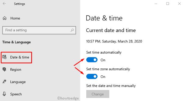 Microsoft Store Error 0x803f7000