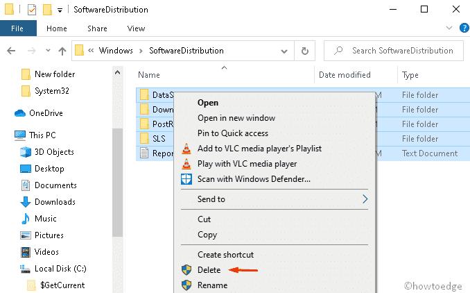 Update Error 0x80096004
