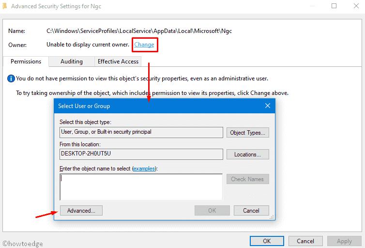 Windows Hello Error 0x801c0451