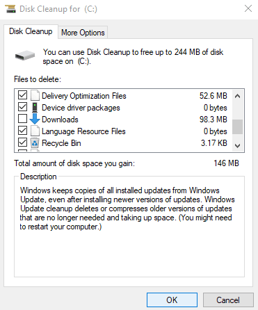 0xC1900101 error