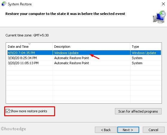 Error code 0x8024ce16