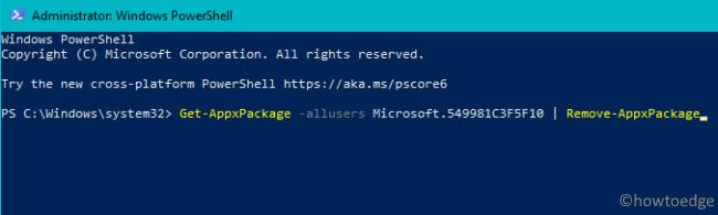 Cortana not working on Windows 10 2004