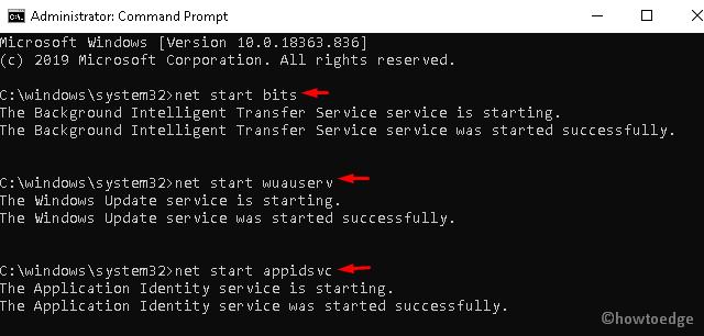 Update Error 0x80070bc2