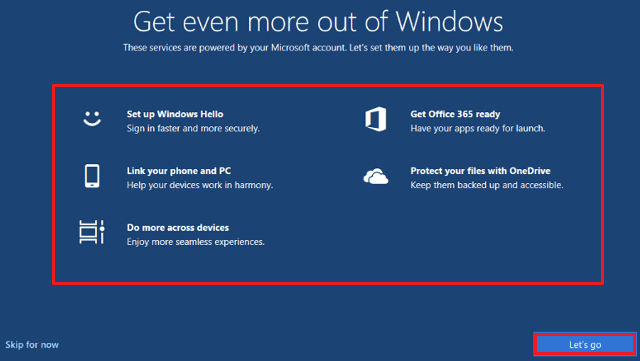 Windows 10 2004 May 2019 Update - Get Even More