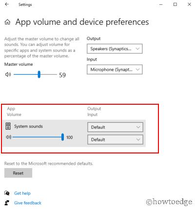 Windows 10 2004 May 2020 Update - Volume