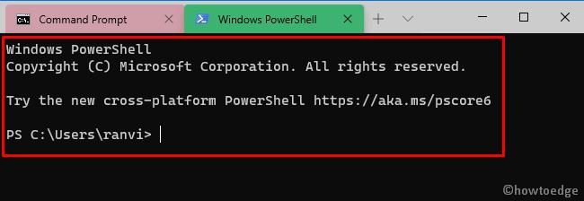 Windows Terminal 1.1