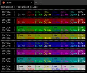 customize Windows Terminal Preview