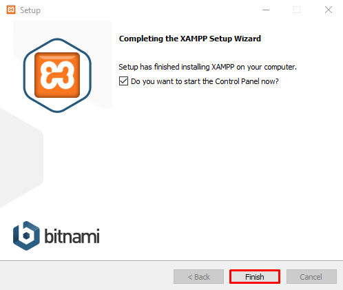 How to Install and Configure XAMPP Win 10