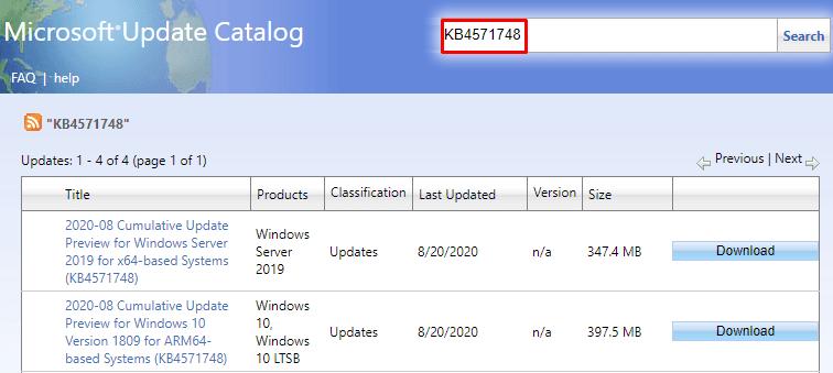KB4571748