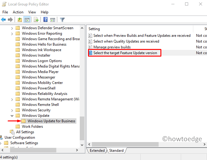 prevent version 20H2 from installing on Windows 10