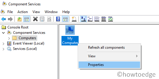Check My Computer Properties Settings